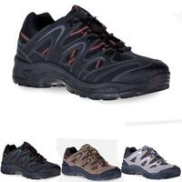 MENS HIKING BOOTS NEW WALKING HI TOPS TRAIL WINTER TREKKING ANKLE TRAINERS SHOES