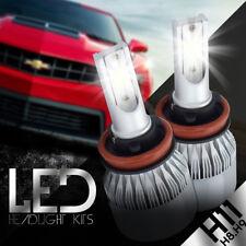 XENTEC LED HID Headlight kit H11 White for 2010-2011 Honda Accord Crosstour