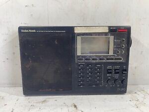 Radio Shack DX-390 AM/FM World-Band Portable Shortwave Radio - For Parts/Repair