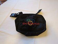 Walt Disney World large Embroidered Fanny Pack adjustable Hip bag organizer park