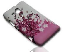 Silikon Case Handy Tasche für Sony Xperia SP / Schutzhülle Handytasche Hülle A2