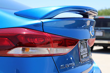 Pre-Painted LIGHTED REAR Spoiler Wing FOR 2017-2018 HYUNDAI ELANTRA - ANY COLOR