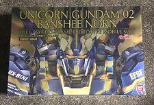 Bandai Mobile Suit 0096 Unicorn Gundam Banshee Perfect Grade 1/60 Model Kit