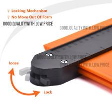SAKER UPGRADE CONTOUR GAUGE PROFILE TOOL Contour Duplicator with Lock Feature