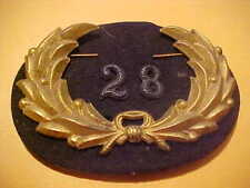 New listing G.A.R. Grand Army Of Republic Illinois Post 28 Slouch Hat Or Kepi Front Emblem