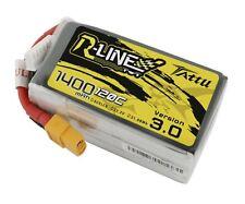 Tattu Rline 120C 22.2V 1400mAh 6S Lipo Battery XT60 Plug For Racing FPV RC Drone
