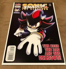SONIC The HEDGEHOG Comic Book #146 April 2005 NM 9.4 L@@K!