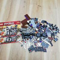 LEGO 2505 Garmadon's Dark Fortress Ninjago