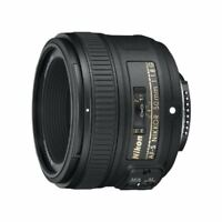 Nikon AF-S NIKKOR 50mm f/1.8G Lens Japan new.