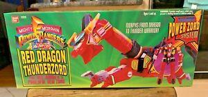 Mighty Morphin Power Rangers Red Dragon Thunderzord