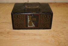 Antique Pung Chow Mah Jong Set 144 Tiles Nice
