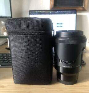 Sigma 35mm F/1.4 DG HSM Art Lens for Sony E Mount