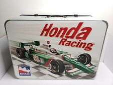 Giant Honda Racing Indy Car Series Promo Lunch Box Poster VHS Thermos Set