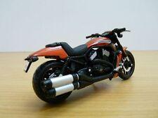 MOTO HARLEY DAVIDSON VROD VRSCDX Night Rod special orange 1/18