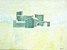 GAUTHIER Artiste peintre coté--Toile originale signée avec certificat