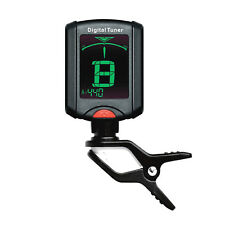 JOYO JT-07 Chromatic Clip on Tuner for Acoustic Electric Guitar Bass Violin Uke