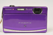 Fujifilm Finepix Z90 14mp Touch Screen Compact Digital Camera in Purple