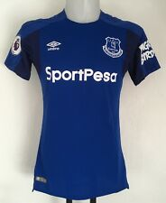 EVERTON 2017/18 S/S HOME SHIRT PL BADGED BY UMBRO SIZE ADULTS XL BRAND NEW