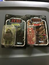 star wars vintage collection gamorrean guard And Battle Droid