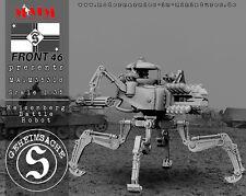 MAiM 1/35 Panzerjager - A.P.J Heisenberg Battle Robot