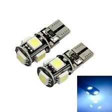 10 X Can Bus Error Frei T10 5-SMD 5050 W5W 194 16 Innere LED Birne Weiß