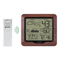 308-1417BL La Crosse Technology Weather Station with Backlight & TX141TH-BV2