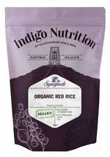 Indigo Herbs Organic Red Rice 1kg Antioxidant Rich