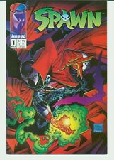 SPAWN # 1 MAY 1992 VERY FINE MCFARLANE ART ITEM: 18864