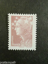 FRANCE 2009 timbre 4417, COULEURS MARIANNE BEAUJARD EUROPE, neuf**, MNH STAMP
