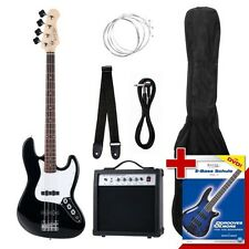 19330  - Pack Bajo electrico Rocktile Groovers  JB negro