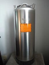 Quikwash Pressure Dispensing Tank