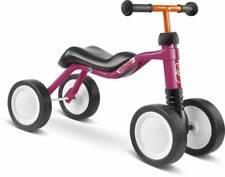 Puky Wutsch 3022 Berry pink Rutschfahrzeug Laufrad Rutscher ab 1,5 Jahre