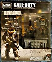 Mega Construx Call Of Duty Assault Weapon Crate (FVF99) 43 Pcs New