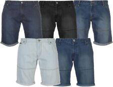 ✔ PIERRE CARDIN Herren kurze Jeans Hose Shorts S-3XL Schwarz Blau Wash