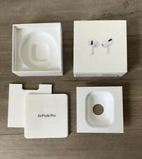 Airpods Pro *BOX ONLY* with Manual