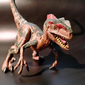 Velociraptor Discovery Dinos Asombrosos articulated dinosaur action figure
