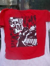 YOU AM I RED 200? TOUR T-SHIRT SIZE YOUTH LARGE .NEW