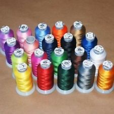 100% POLYESTER EMBROIDERY THREAD - BRILDOR
