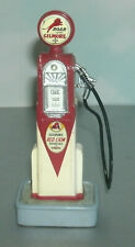 1/24 Scale 1937 Wayne 60 Classic Style Gas Pump (Gilmore Red Lion) Danbury Mint
