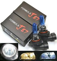 Rally 9005 HB3 100W 5000K White Two Bulbs Head Light High Beam Replace Lamp OE