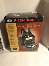 PICNIC TIME - BACK PACK FOR 2 Or 4 People.Romantic Camping Hiking