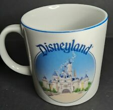 New ListingVtg Walt Disney World Coffee Mug Cup Original Cinderella Castle 1968 Japan