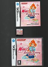 WINX Club : SECRET DIARY !!! : Superbe et Quasi NEUF sur DS/DSi