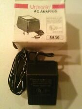 Unisonic AC Adaptor 5836