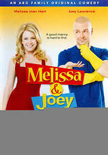 Melissa & Joey: First Season 1 One, Part 1 One (DVD, 2011, 2-Disc Set) - NEW!!