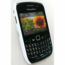 blackberry 8520/9300 White quality mesh  (1-4 day deleivery)