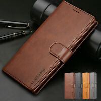 Case For Samsung S21/20 Ultra S21+/S20+ S20FE 5G Flip Leather Wallet Stand Cover