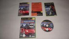 Xbox Primer Modelo Juego Project Ghotam Racing 2