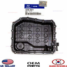 TRANSMISSION COVER OIL PAN GENUINE SONATA OPTIMA SANTA FE SORENTO 11- 452803B011