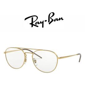Computer Reading Glasses Ray Ban 6414 2500 Arista 53 18 140 + Hoya Lens